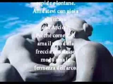 """spesso Khalil Gibran: """"SUI FIGLI"""" - Le videopoesie di Gianni Caputo - YouTube MI61"""