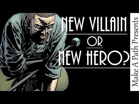 Kirkman Hints NEW Villain or Hero - The Walking Dead Comic Series - Skybound