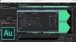 TUTORIAL Cara Menghilangkan Suara Vokal pada Sebuah lagu dengan Adobe Audition CC 2015