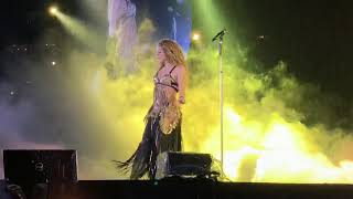 Shakira: El Dorado World Tour, Estadio Azteca, Mexico City. Oct 11, 2018. [Part 3]