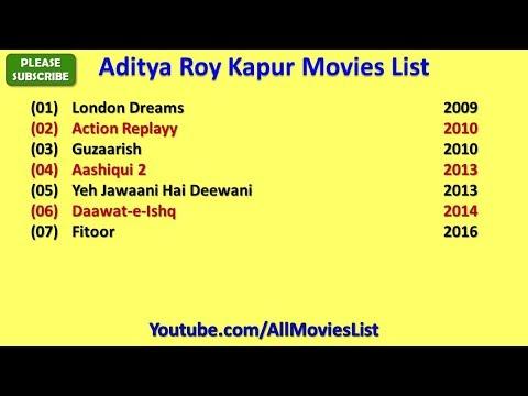 Aditya Roy Kapur Movies List thumbnail