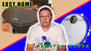 ALDI SÜD EASY HΟME Saugroboter – Ist der BAGOTTE BL509 die bessere Alternative? 🤔| Willi-0815