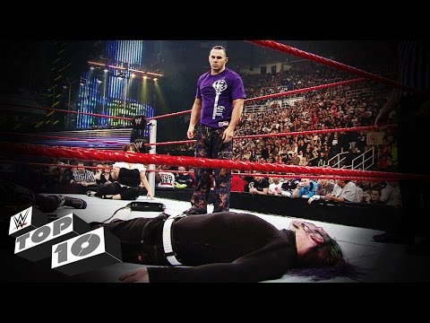 Brawls in the Family: WWE Top 10, June 20, 2015