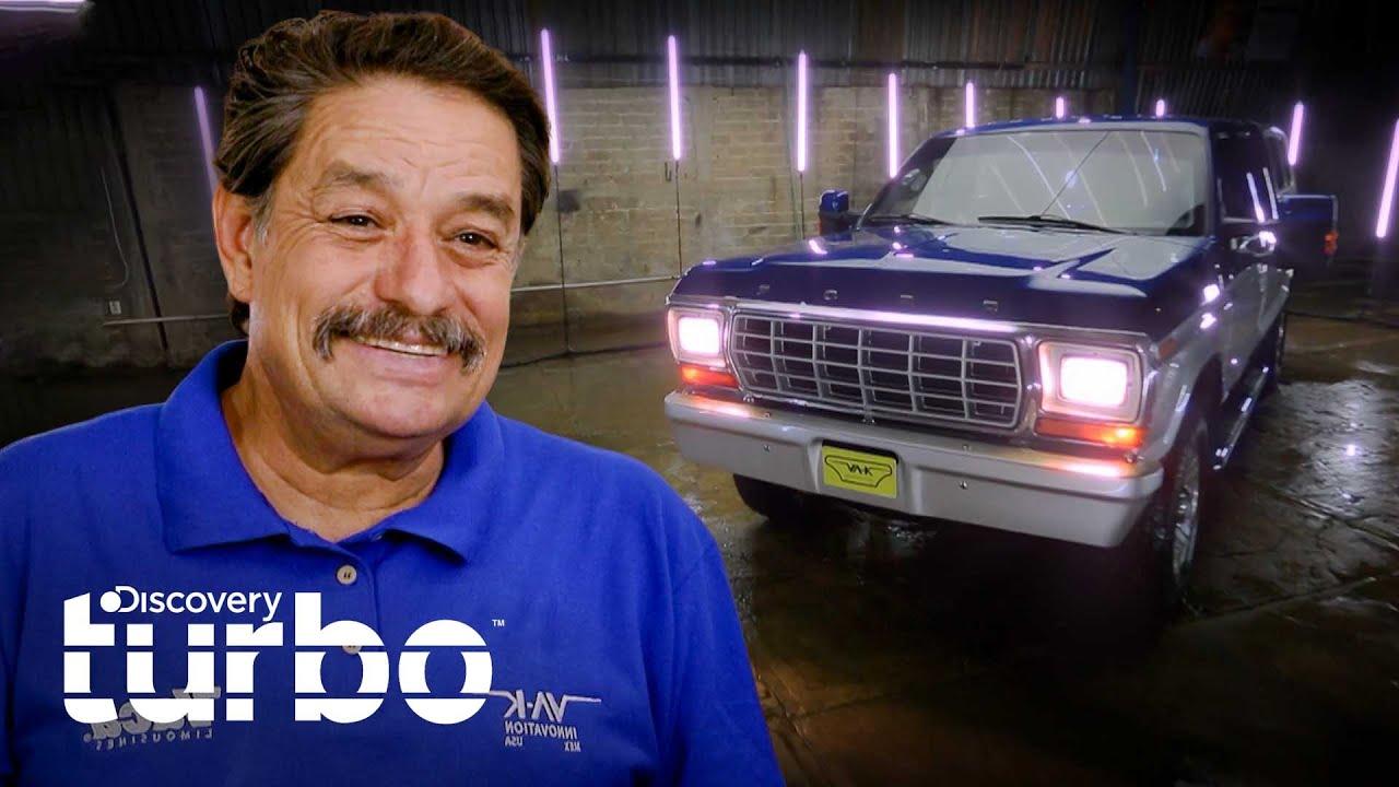 Fusión de Camionetas: F250 y Bronco del 79 | Mexicánicos | Discovery Turbo