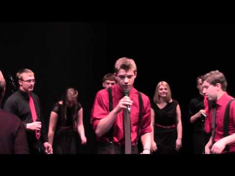 CHS Jazz Choir Clackamas Jazz Festival 2015 Smokey Joes