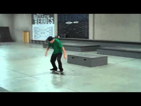 CHICO BRENES vs PJ LADD