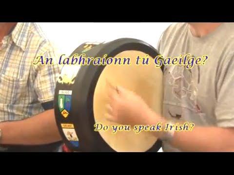 how to speak irish youtube