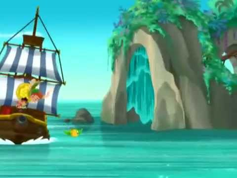"Jake and the Never Land Pirates | ""Peter Pan Returns"" 