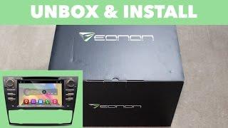 Bmw E90 Touchscreen Installation Eonon Ga7165 - James Baker