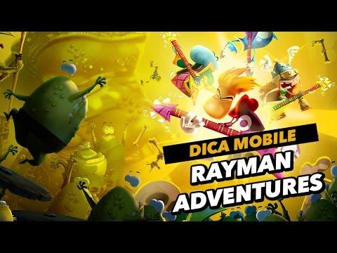 Dica de download mobile do dia: Rayman Adventures
