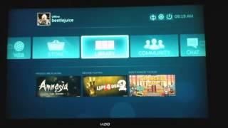 Running Steam on PS4 Linux