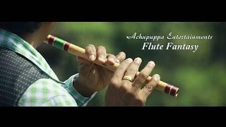 Putham Pudhu Kalai | Ilaiyaraaja | Megha | Flute Cover | Prof. Pushparaj | Flute Fantasy