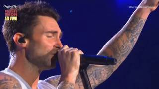 Maroon 5 - Maps (Rock In Rio 2017)