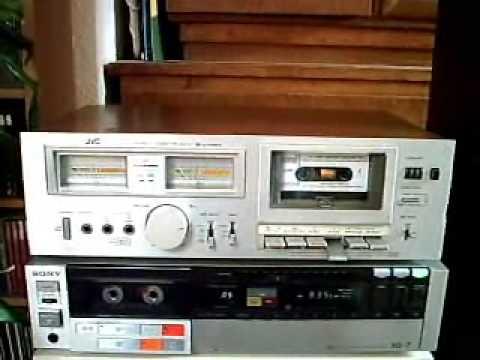 Jvc Kd A22 Stereo Cassette Deck