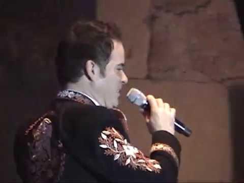 Miguel Del Castillo - Popurri Juan Gabriel (Festival Alfonso Ortiz Tirado)