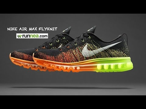 Nike Air Max Flyknit, Running Shoe Review