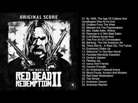 The Music of Red Dead Redemption 2 (Original Score) | Full Album