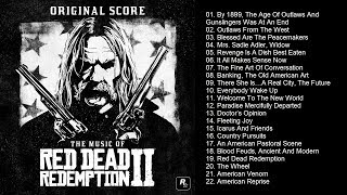 The Music of Red Dead Redemption 2 (Original Score) | Full Album