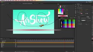 Animate CC Hareket Kılavuzları Oluşturma