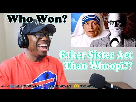 Mother Teresa vs Sigmund Freud Epic Rap Battles of History REACTION! MOTHER TERESA ISNT PLAYING LMA