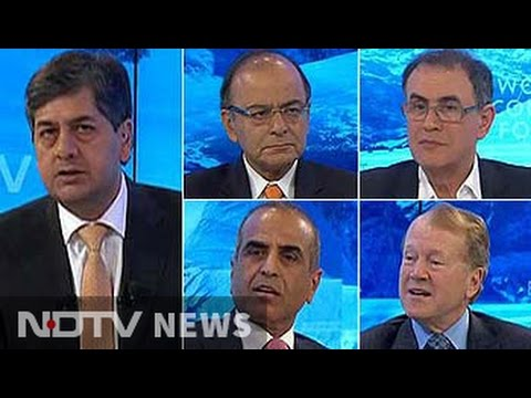 Davos debate: Is India at the cusp of...