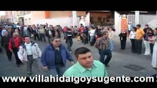 Feria Villa Hidalgo Jalisco 2012 - Peregrinaciones