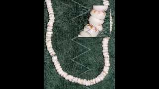 Bedido - Mens Surfer Necklace, Puka Shell Jewelry, Wood Beads Bracelets