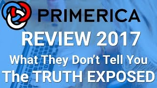 Primerica Review 2017 - What They Don