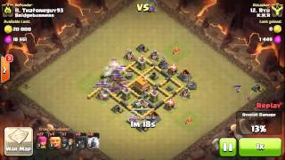 Clash of Clans - Wizards run a marathon!