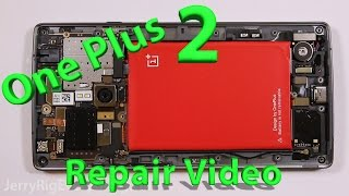One Plus Two - Screen Repair, Charging Port Fix, Battery Replacement