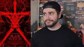 Blair Witch Movie (2016) Hollywood RANT/Review
