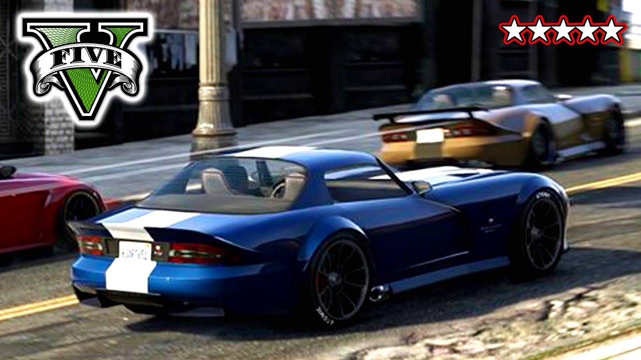 Gta 5 Customizing New Cars Jumps Amp Fun With The Crew