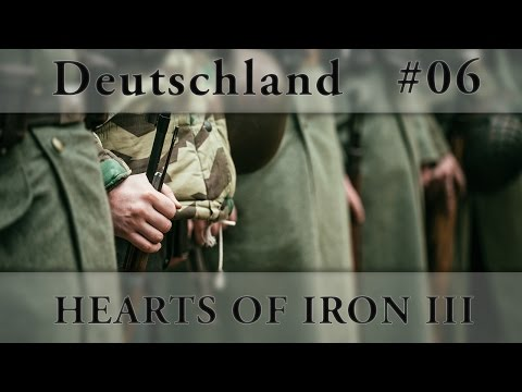 Hearts of Iron 3 - Deutschland - Fall Odessa - #6 - Let´s Play / German / HD