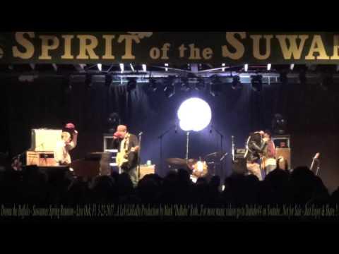 Donna the Buffalo - Suwannee Spring Reunion - Live Oak, Fl  3- 23- 2017