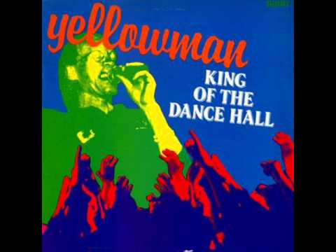 Yellowman King Of The Dancehall Album Mix