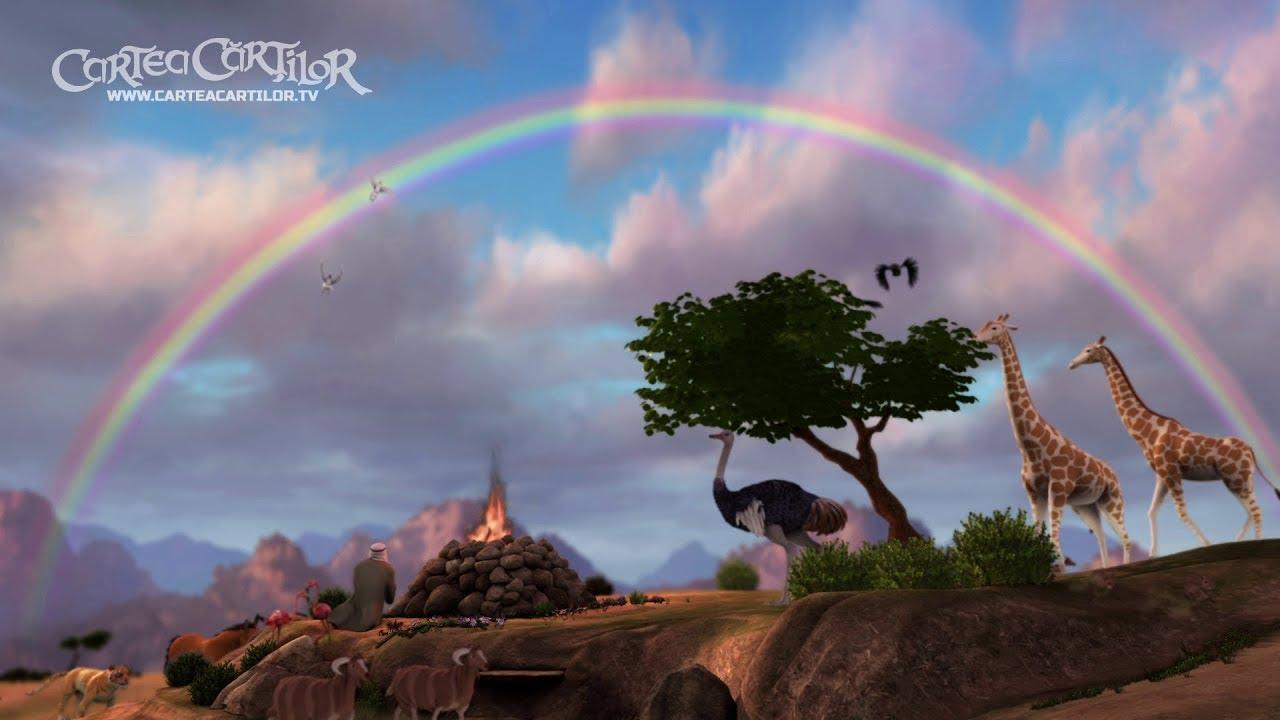 Cartea Cartilor - 2.09 - Noe și Arca | Episod complet