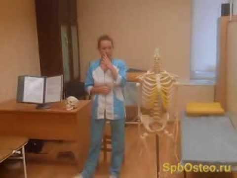 остеопат что лечит