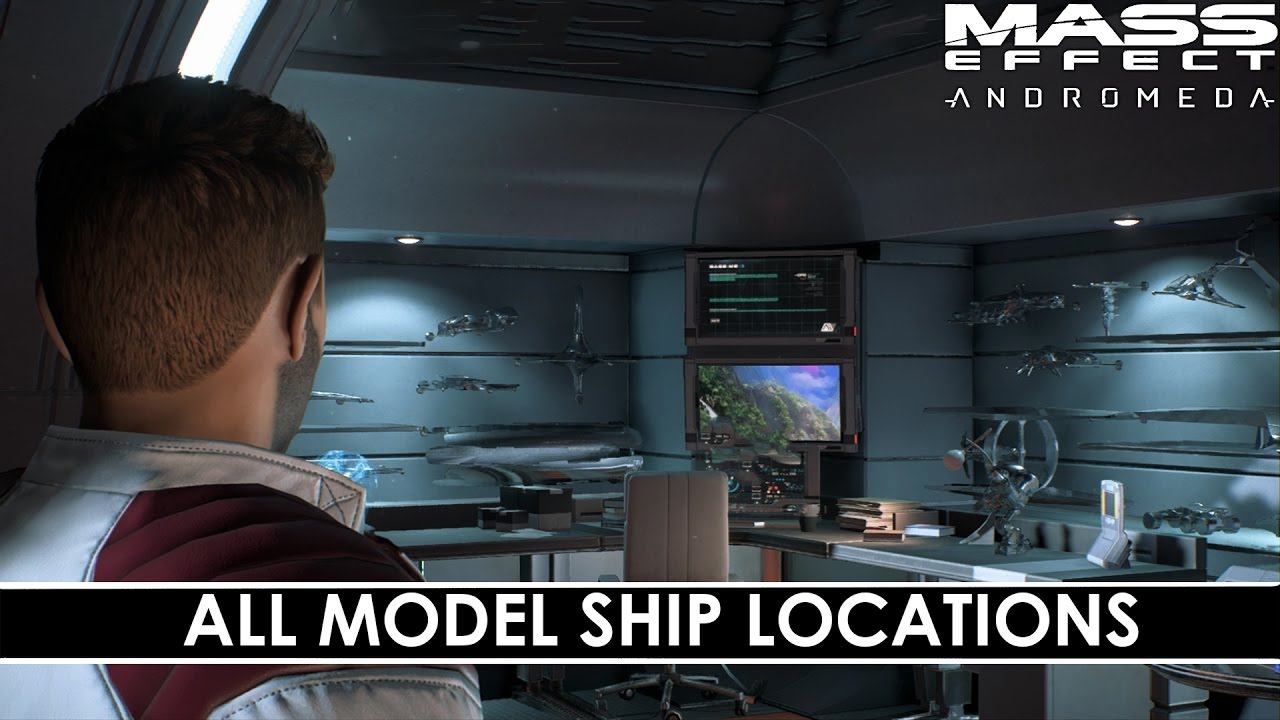 BRAND NEW Mass Effect Andromeda Patch Initiative Tempest