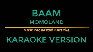 Baam Momoland Karaoke Version.mp3