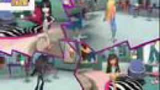 Bratz The Movie - Video Game: Trailer 2