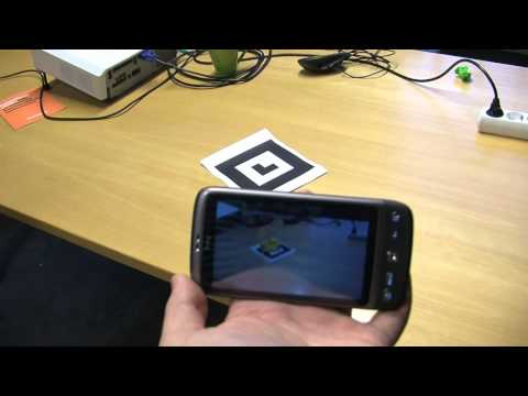 AndAR Android Augmented Reality