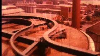 Reconstruction Of West Germany, 1970's - Film 14792