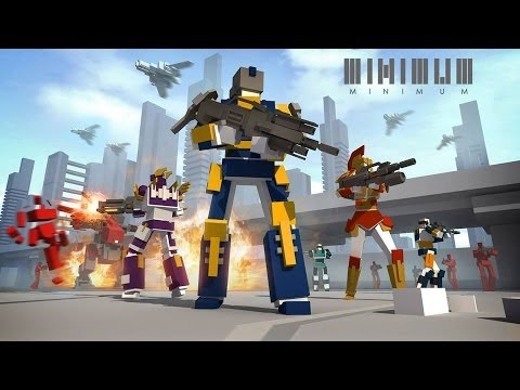 Minimum Mixes Titans, DOTA, and Crafting - Preview