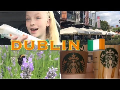 Trip to Dublin shopping Dundrum/ Ashleaf/ Liffey Valley Shopping Centers VLOG