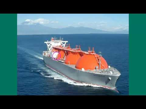 NS102 ONLINE #7 Liquified Gas Ships