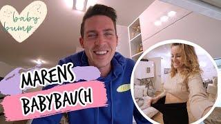 HAT MAREN SCHON EINEN BABYBAUCH? | 07.01.2020 | DailyMandT ♡