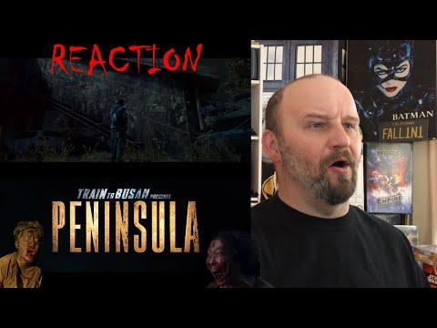 Train to Busan Presents: Peninsula  – Teaser Trailer – Reaction
