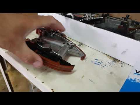Фото к видео: Замена цепей грм на AUDI A6 C6 3.0TDI часть 1