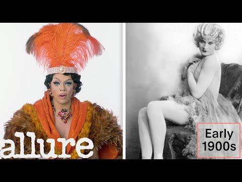 """RuPaul's Drag Race"" Cast Explains The History of Drag Culture   Allure"