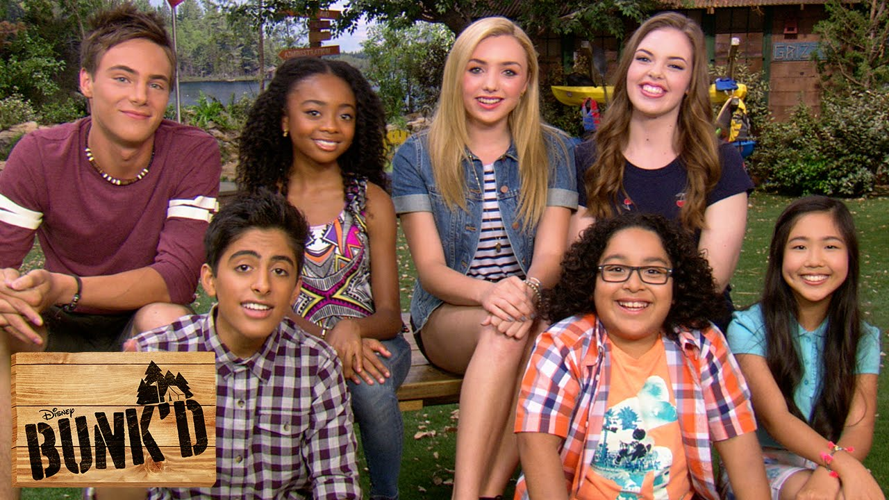 Download Gross or Not Gross!   BUNK'D   Disney Channel